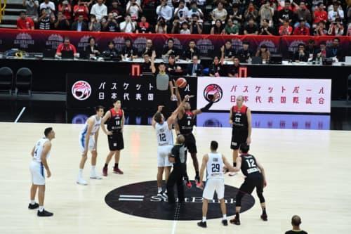 第2戦:日本vsアルゼンチン