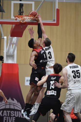 練習試合:日本vsニュージーランド